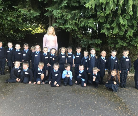 Junior Infants 2017!