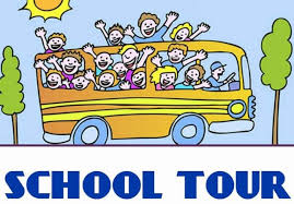 1st & 2nd Class School Tour 2018