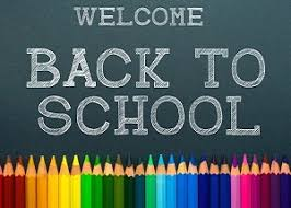 Welcome to our school year 2018-2019