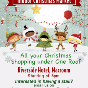 Our Indoor Christmas Market Fundraiser