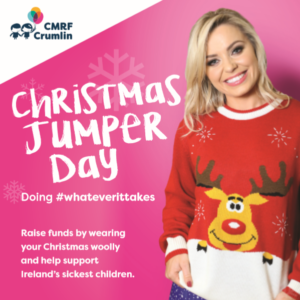 Christmas Jumper Day for Crumlin Hospital