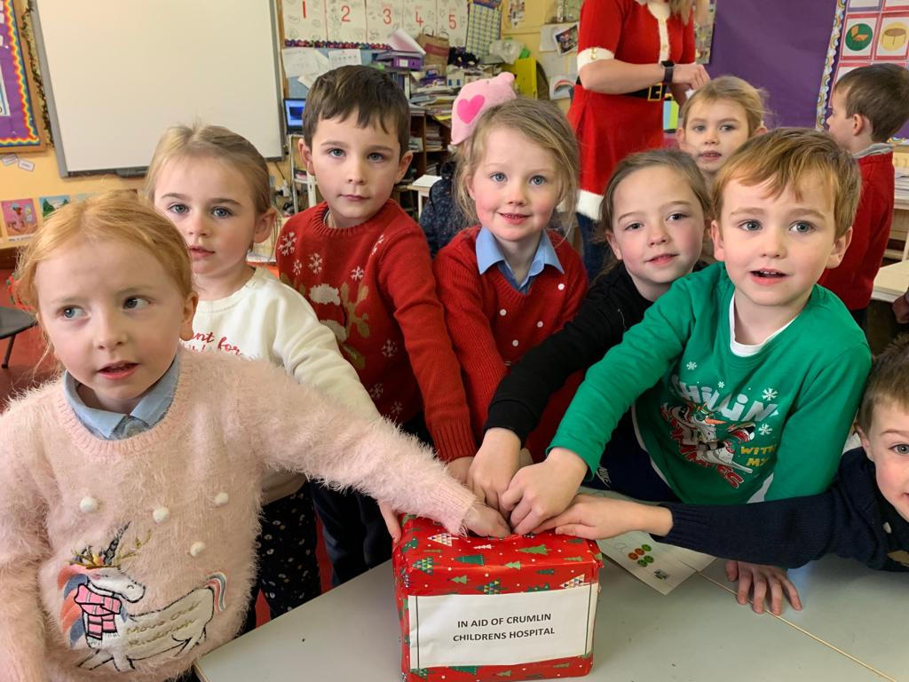 National Christmas Jumper Day 2019.Myva6586 Canovee National School