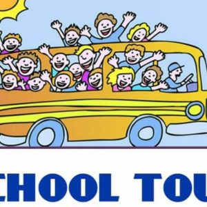3rd and 4th Classes School Tour
